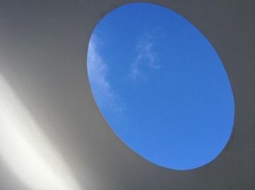 James Turrell's Sky Space, Tremenheere Sculpture Garden