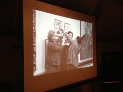 Documentation of the Tau Cross theft, in a talk by Sean Lynch
